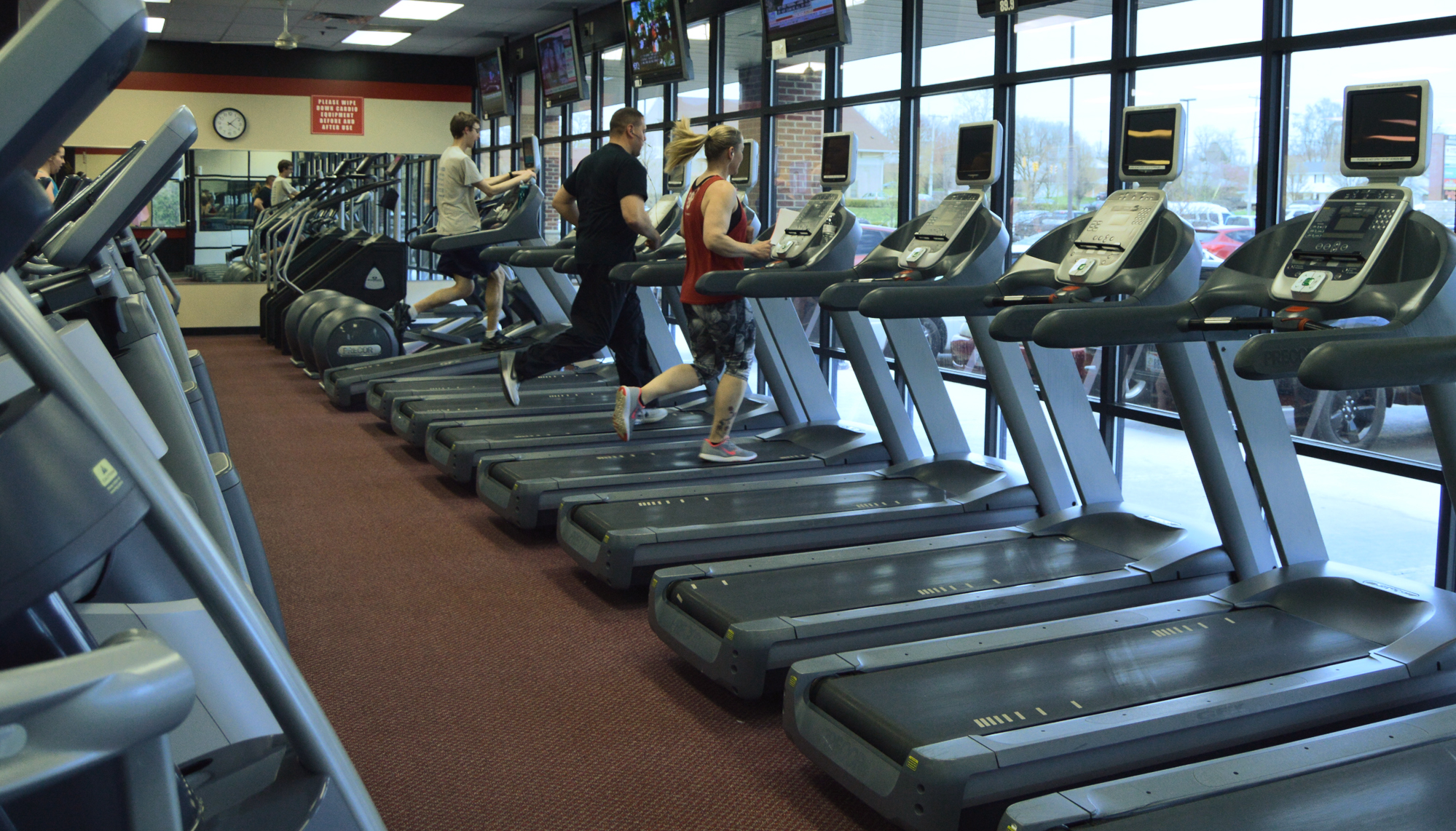 Everybody Fitness Troy Gym Free 7 Day Pass 937 980 9003